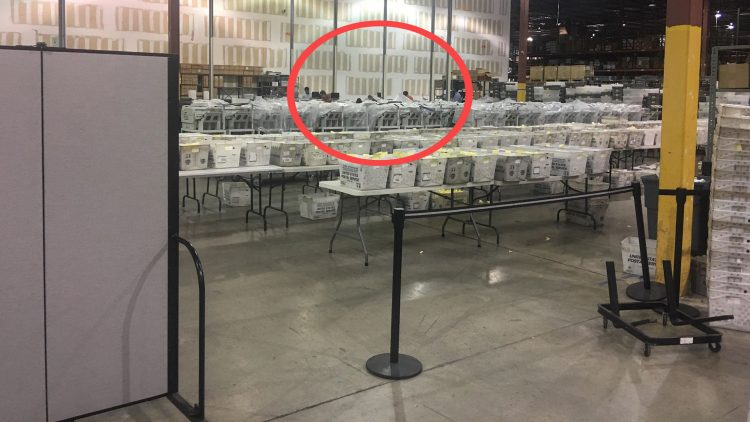 Palm Springs Ballots Recreated Unsupervised