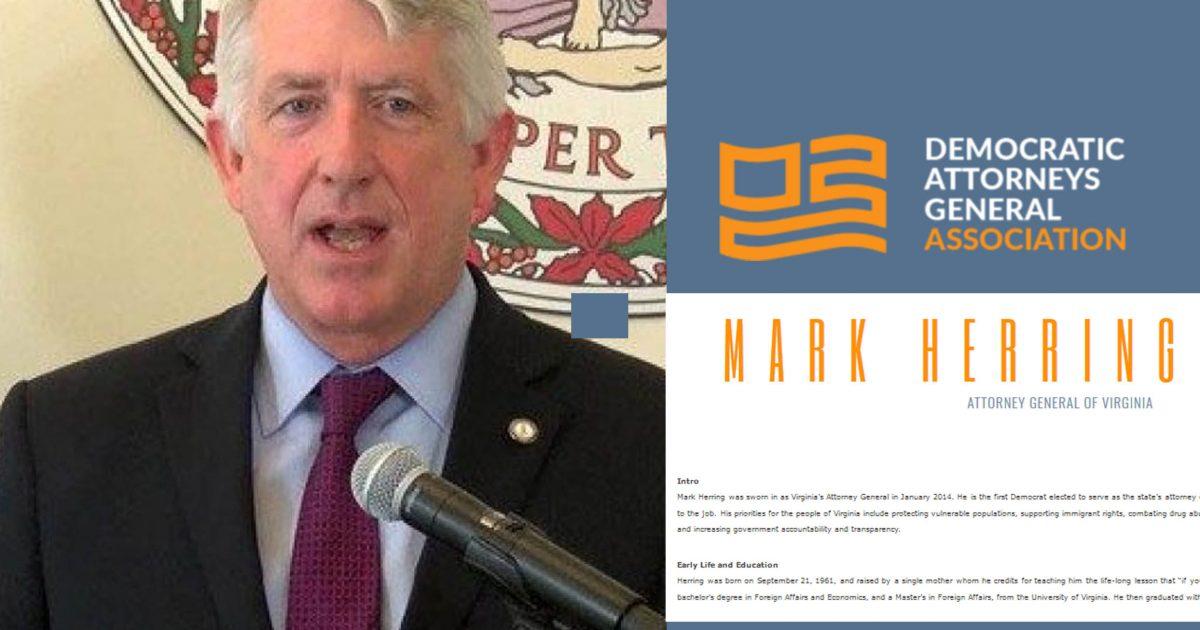 VA AG Herring Resigns DAGA