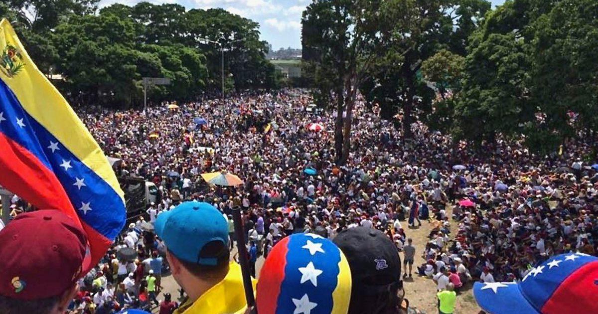 Peru Border Security Venezuelans