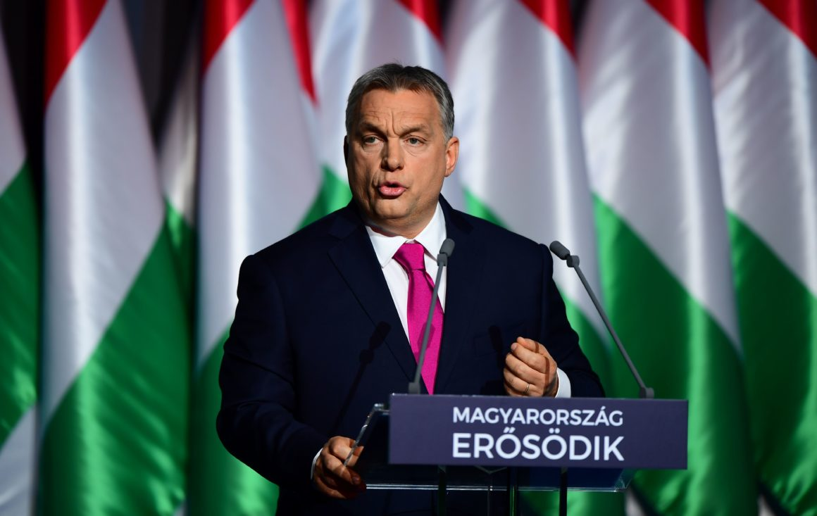Hungary's Viktor Orban Accuses EU, Biden Administration of Election Interference